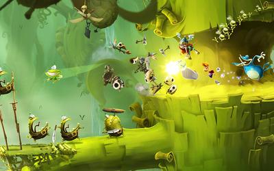 Rayman Legends [8] wallpaper