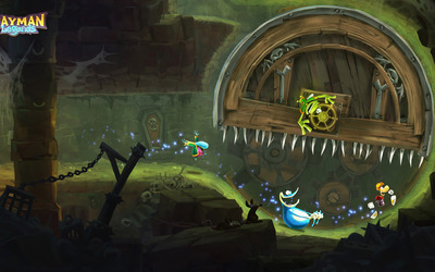 Rayman Legends [16] wallpaper