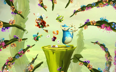 Rayman Legends [3] wallpaper