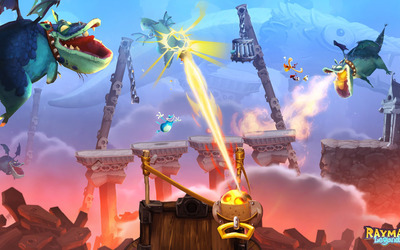 Rayman Legends [14] wallpaper