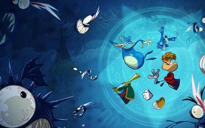 Rayman Origins [2] wallpaper