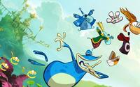 Rayman Origins wallpaper 1920x1200 jpg