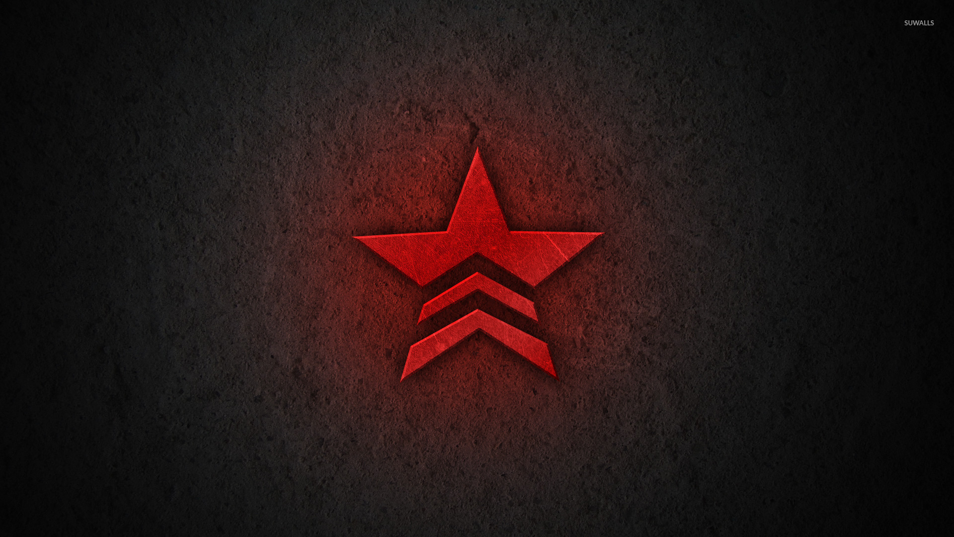 red star wallpaper 3d - photo #13