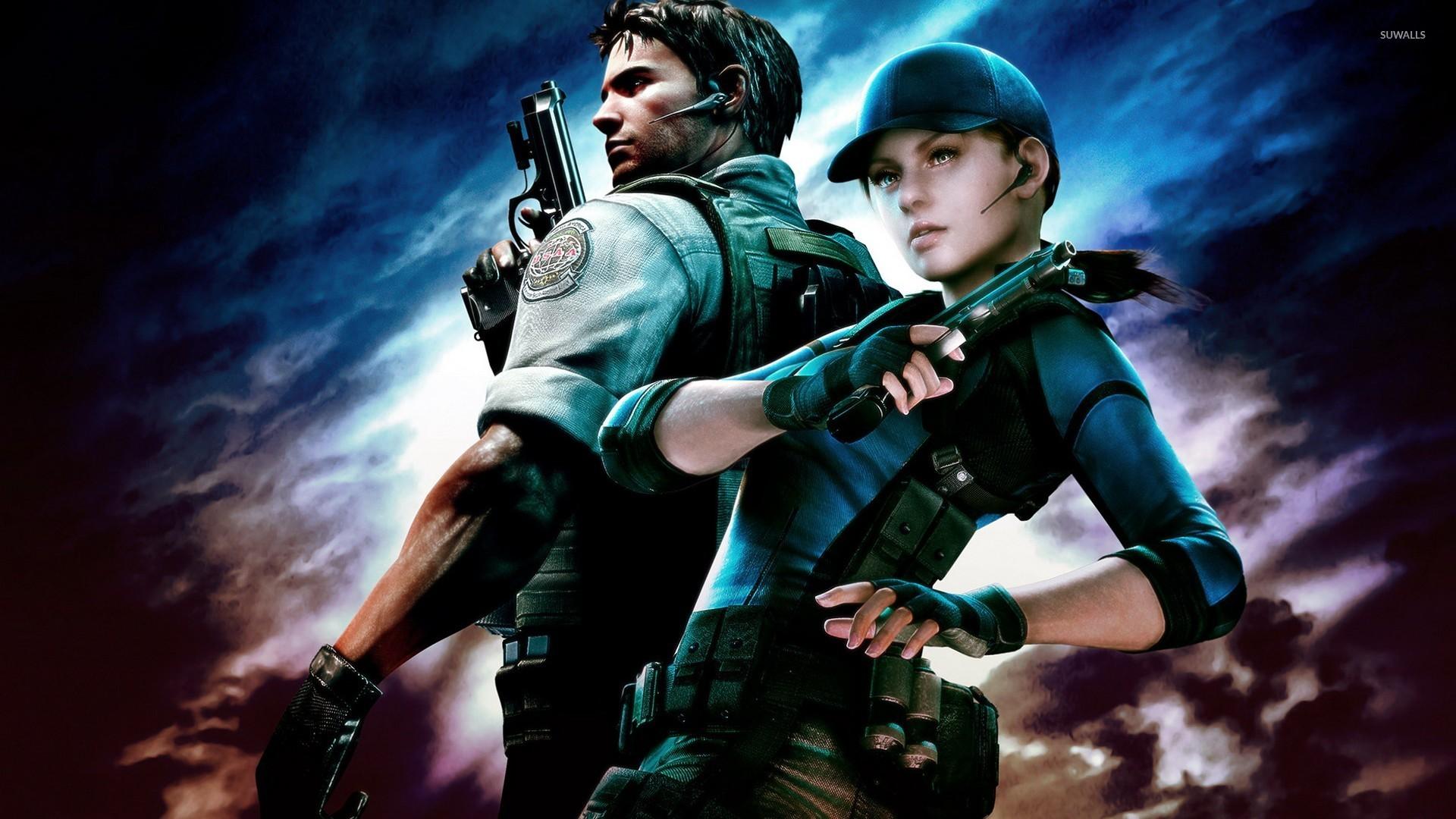 Resident Evil 5 Wallpaper Game Wallpapers 6716