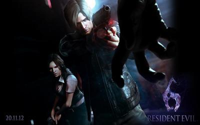 Resident Evil 6 [3] wallpaper