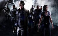 Resident Evil 6 wallpaper 1920x1200 jpg