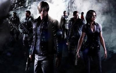 Resident Evil 6 wallpaper