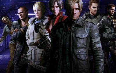 Resident Evil 6 [8] wallpaper