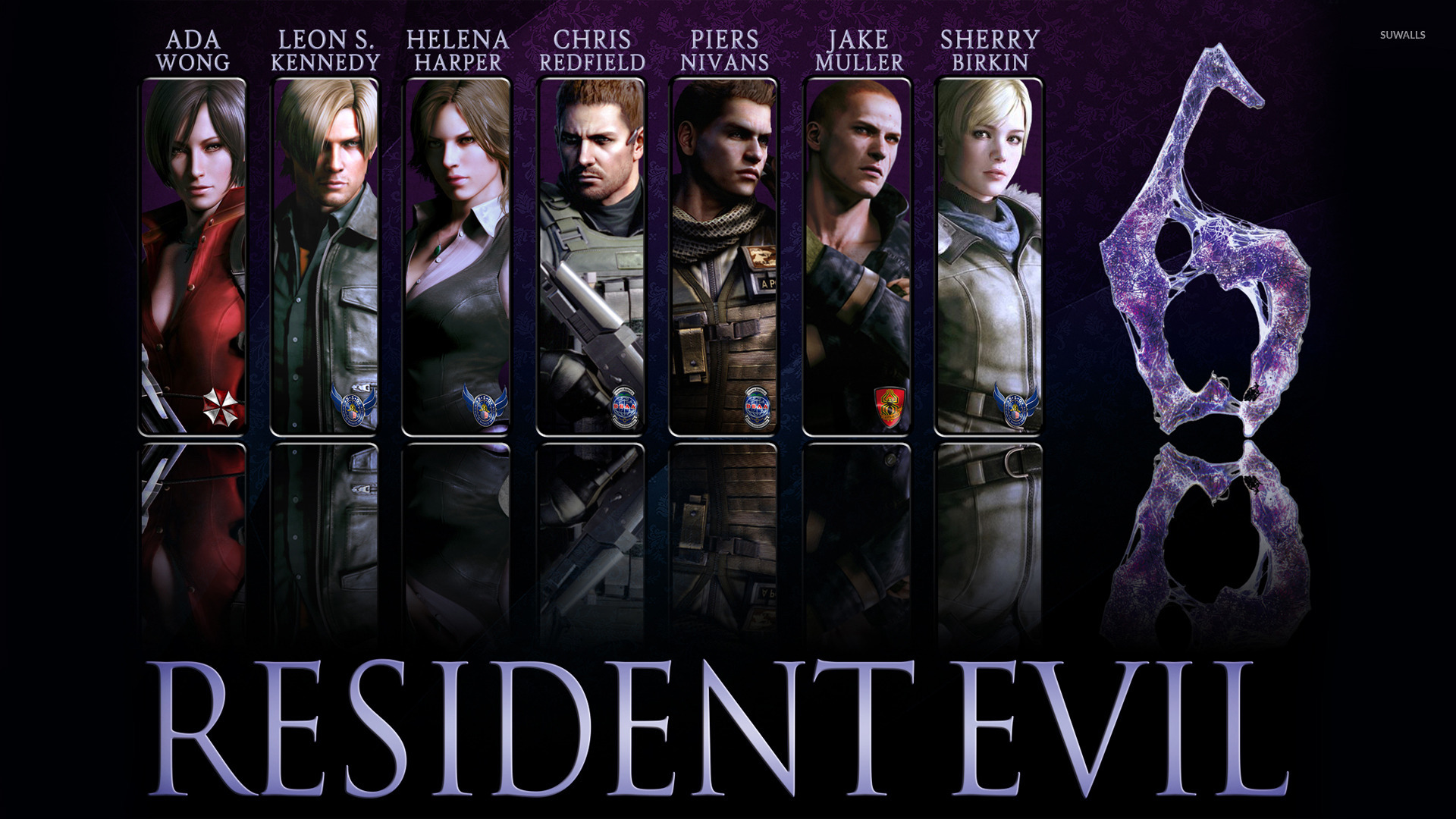 Resident Evil 6 2 Wallpaper Game Wallpapers 20865