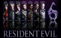 Resident Evil 6 [2] wallpaper 1920x1080 jpg