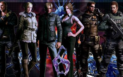 Resident Evil 6 [4] wallpaper