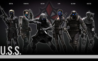 Resident Evil: Operation Raccoon City wallpaper 1920x1200 jpg