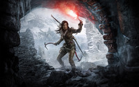 Rise of the Tomb Raider wallpaper 2880x1800 jpg