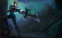 Riven - League of Legends [2] wallpaper 1920x1080 jpg