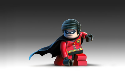 Robin - Lego Marvel Super Heroes wallpaper
