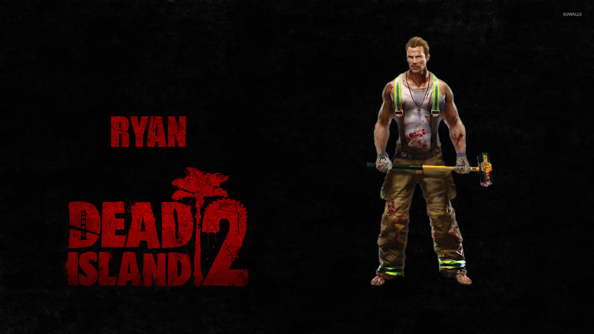 Ryan - Dead Island 2 wallpaper - Game wallpapers - #50179