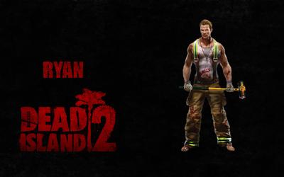 Ryan - Dead Island 2 wallpaper
