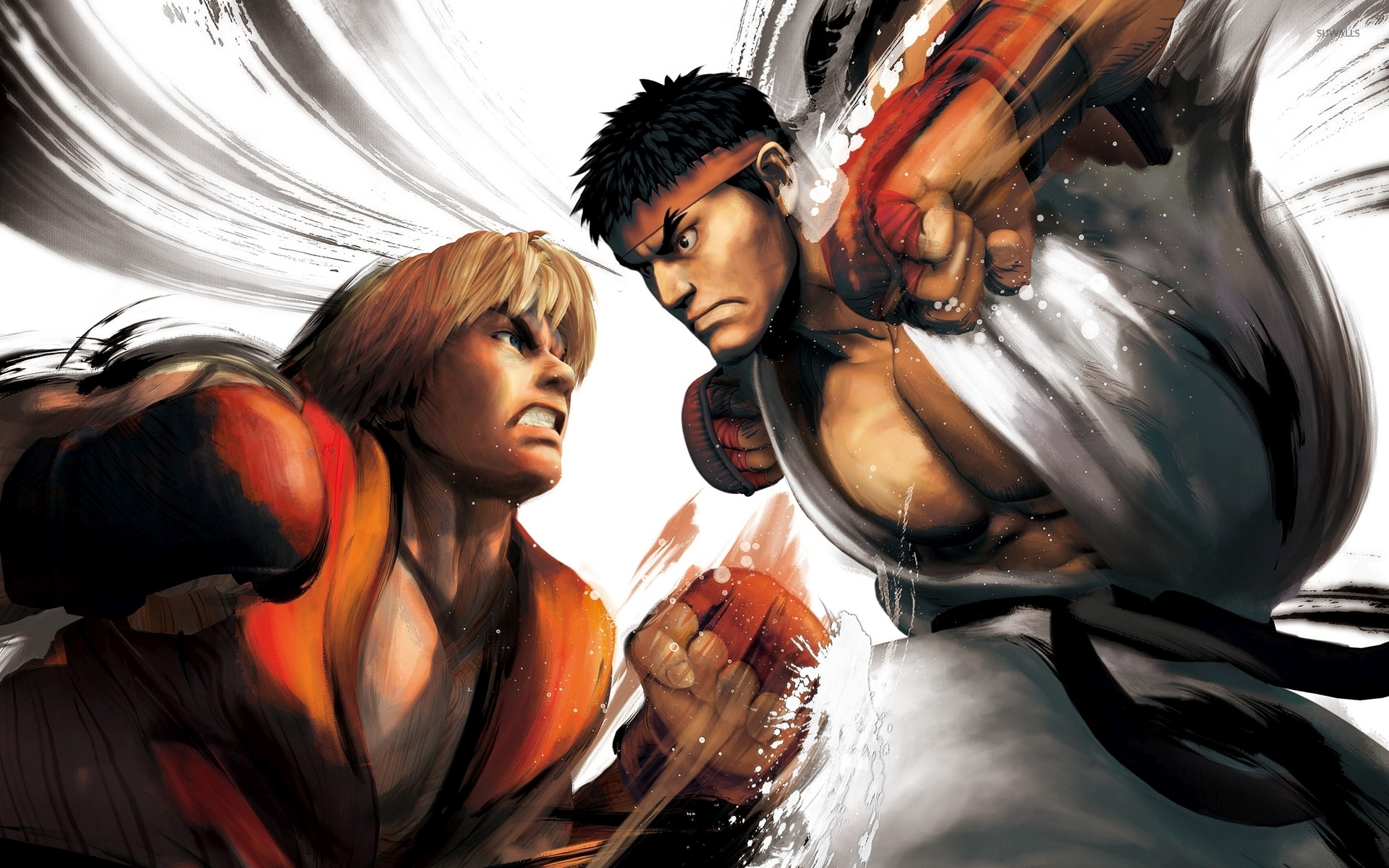 Ryu Street Fighter Wallpaper Game Wallpapers 34971