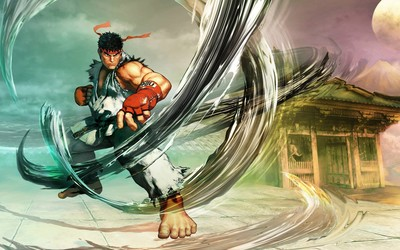 Ryu - Street Fighter V wallpaper