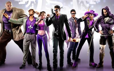 Saints Row IV [8] wallpaper