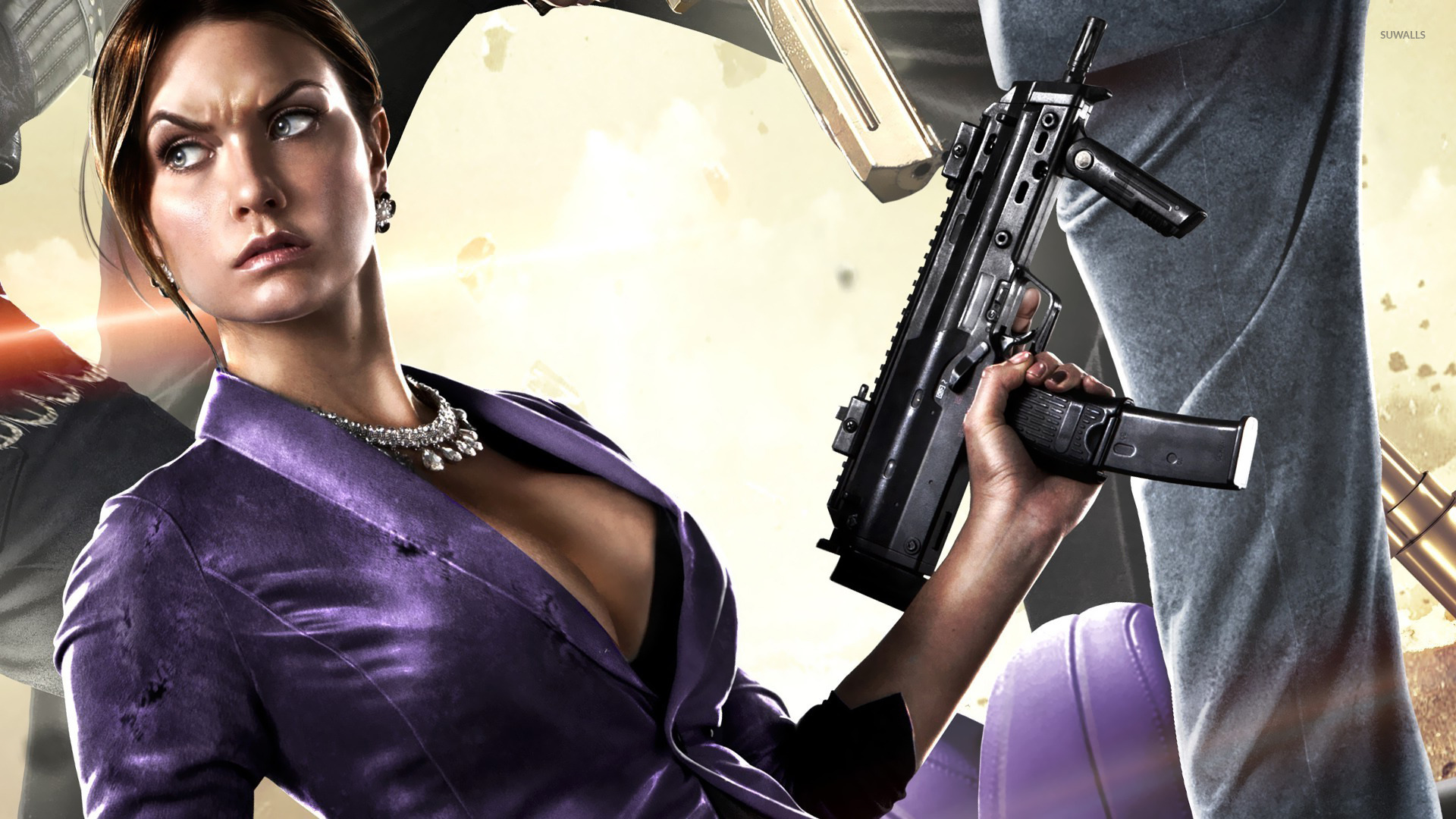 Saints Row Iv 2 Wallpaper Game Wallpapers 21478