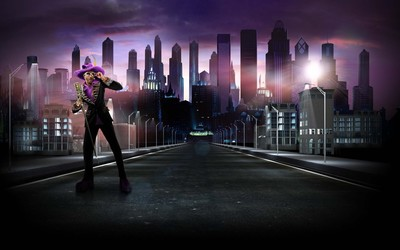 Saints Row IV [9] wallpaper