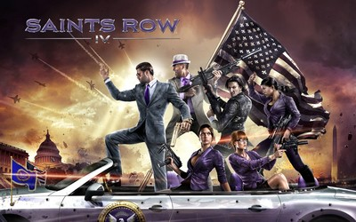 Saints Row IV [5] wallpaper