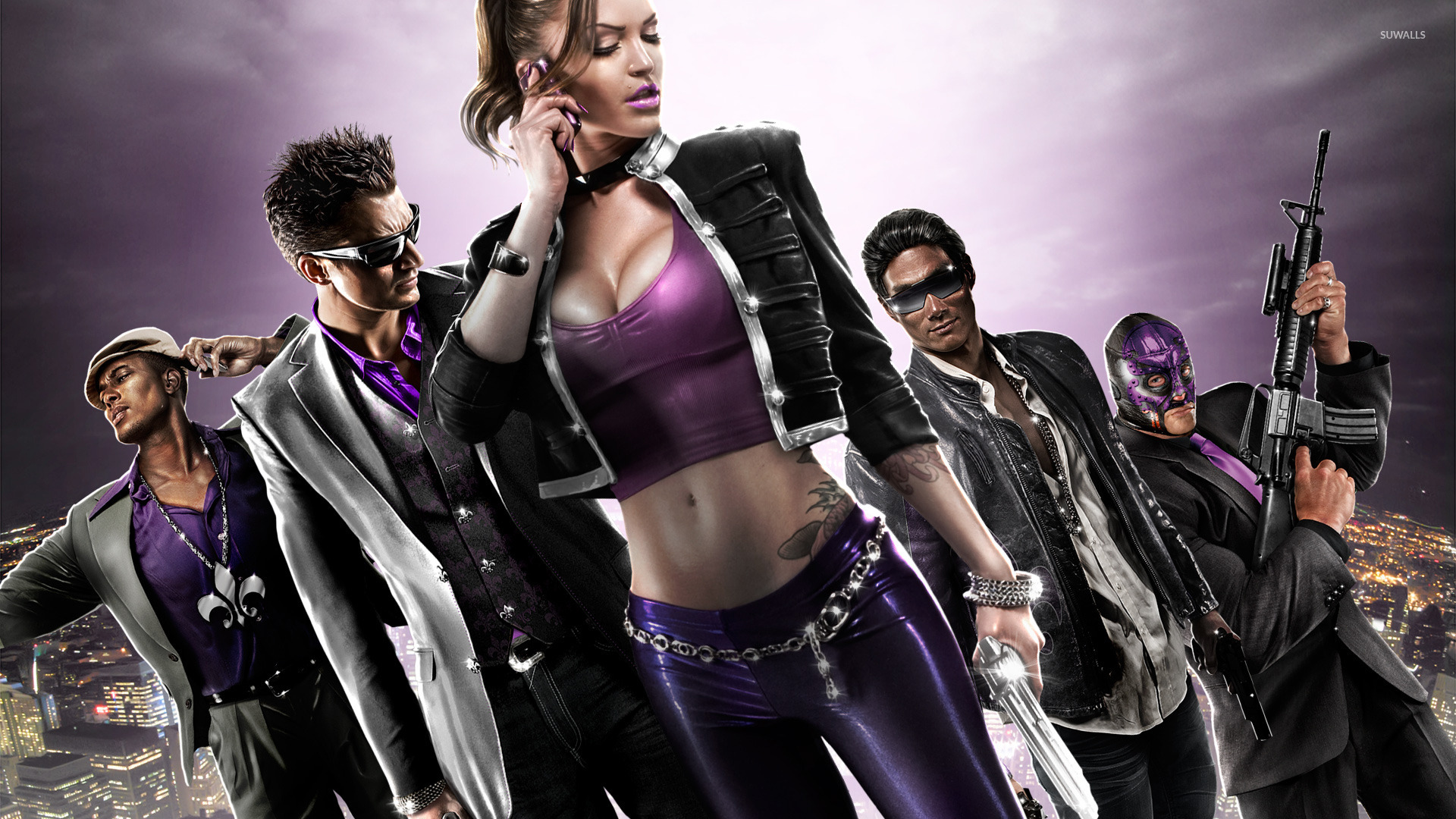 Saints Row Iv 3 Wallpaper Game Wallpapers 23044