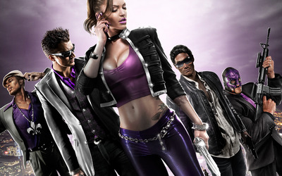 Saints Row IV [3] wallpaper