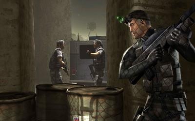 Sam Fisher - Tom Clancy's: Splinter Cell wallpaper