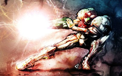 Samus Aran - Metroid [2] wallpaper