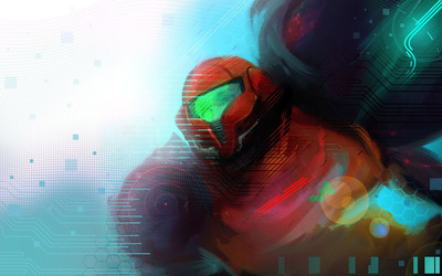 Samus Aran - Metroid [5] wallpaper