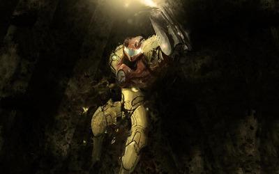 Samus Aran - Metroid [3] wallpaper