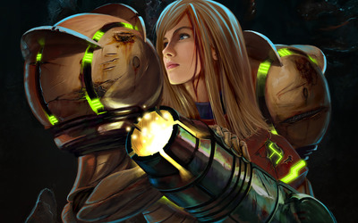 Samus Aran - Metroid Prime [2] wallpaper