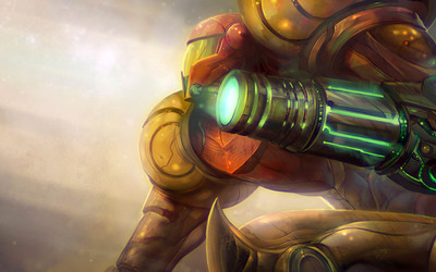 Samus Aran - Metroid Prime wallpaper