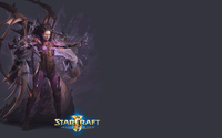 Sarah Kerrigan in StarCraft II: Legacy of the Void wallpaper 3840x2160 jpg