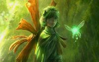 Saria - The Legend of Zelda Ocarina of Time wallpaper 1920x1080 jpg
