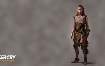 Sayla in Far Cry Primal wallpaper