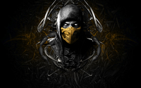 Scorpion King from Mortal Kombat wallpaper 1920x1080 jpg