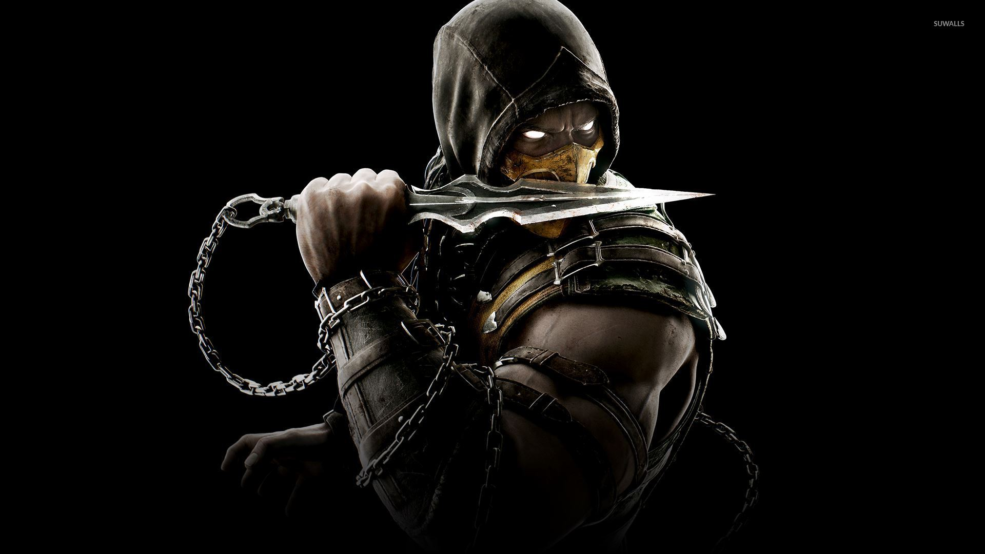 Scorpion Mortal Kombat X 3 Wallpaper Game Wallpapers 42639