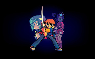 Scott Pilgrim vs the World: The Game [5] wallpaper