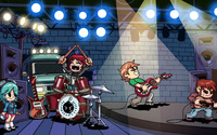 Scott Pilgrim vs the World: The Game [4] wallpaper 1920x1200 jpg