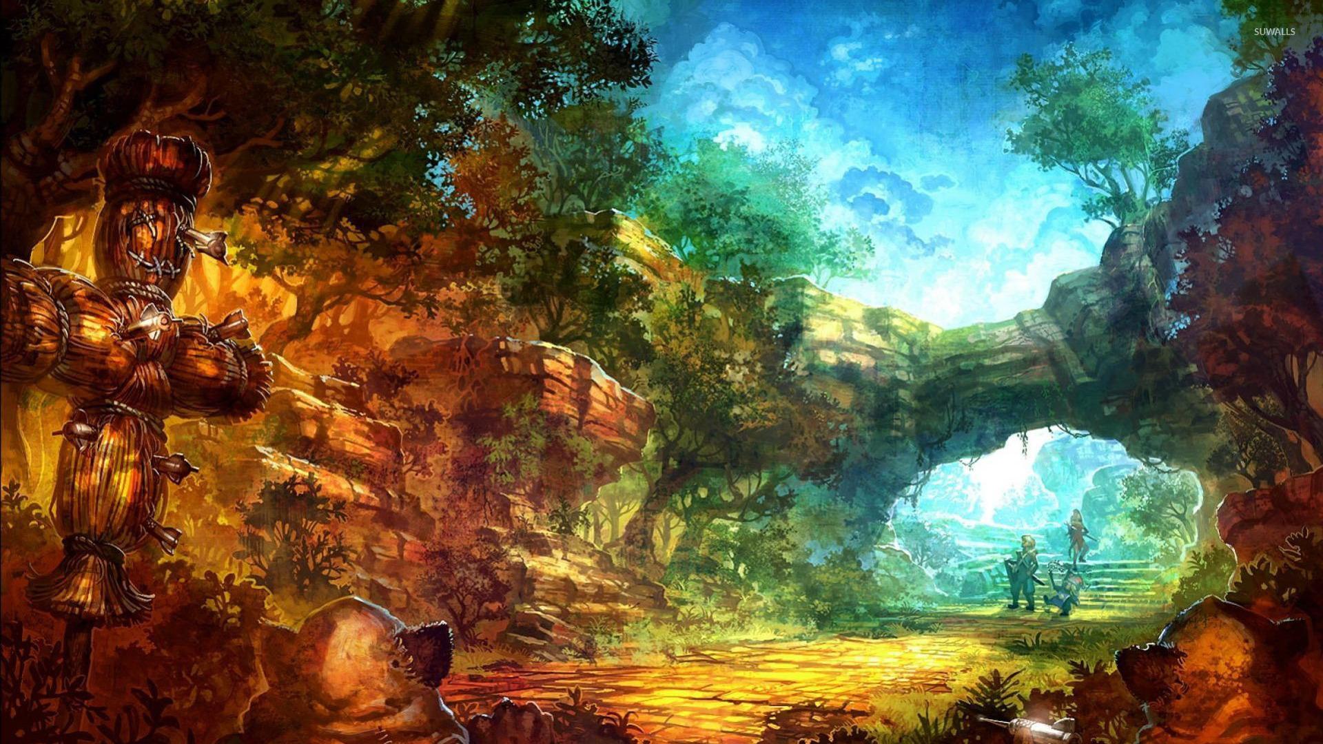 Game Wallpaper: Secret Of Mana Wallpaper