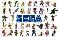 SEGA Mega Drive heroes wallpaper 1920x1200 jpg