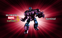 Sentinel - Ultimate Marvel vs. Capcom 3 wallpaper 2560x1600 jpg
