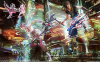 Serah and Noel - Final Fantasy XIII-2 wallpaper 1920x1200 jpg