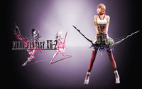 Serah Farron - Final Fantasy XIII-2 [2] wallpaper 2560x1600 jpg