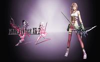 Serah Farron - Final Fantasy XIII-2 wallpaper 2560x1600 jpg