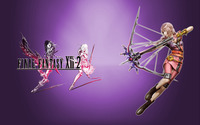 Serah Farron - Final Fantasy XIII-2 [3] wallpaper 2560x1600 jpg