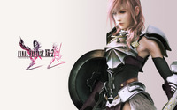 Serah Farron - Final Fantasy XIII-2 [4] wallpaper 1920x1200 jpg